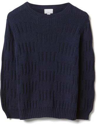 Textured Knit