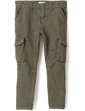 Kids Cargo Track Pant