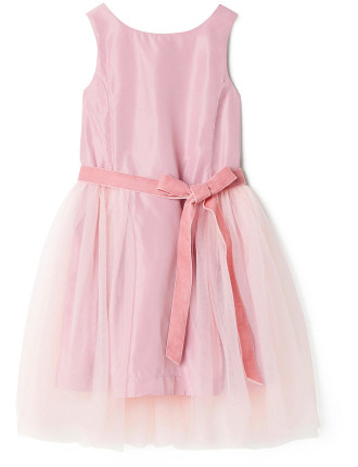 Kids Jacquard Dress