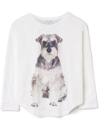 Kids Slouch Dog Top