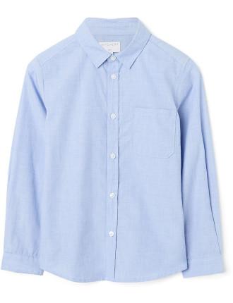 Boys Two Tone Shirt