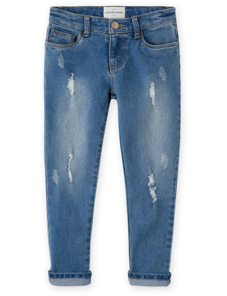Distressed Jean 2-12 years