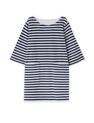 Stripe Dress 2-12 years