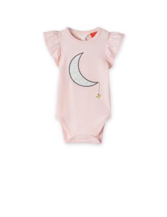 Moon Applique Bodysuit 0-24 months