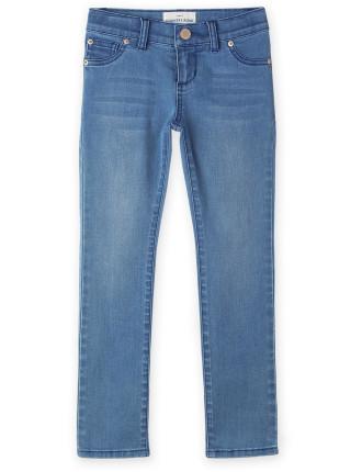 Skinny Denim Jean 2-12 years