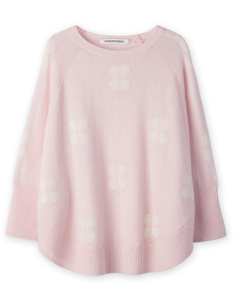 Flower Cape Popover 2-12 years