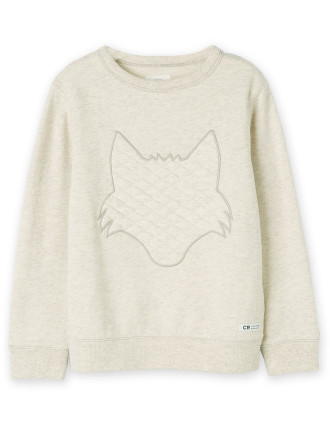 Quilt Face Sweat 2-12 years