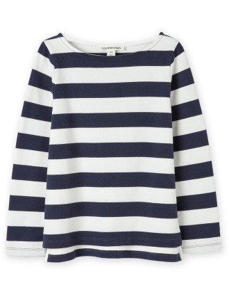 Rugby Long Sleeve T-Shirt 2-12 years