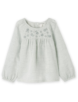 Embroidered Shirt 2-12 years