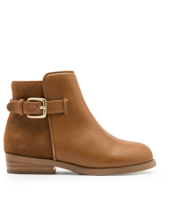 Buckle Ankle Boot 2-12 years