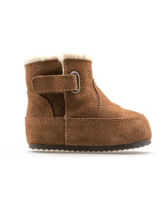 Stitch Moccasin 0-24 months
