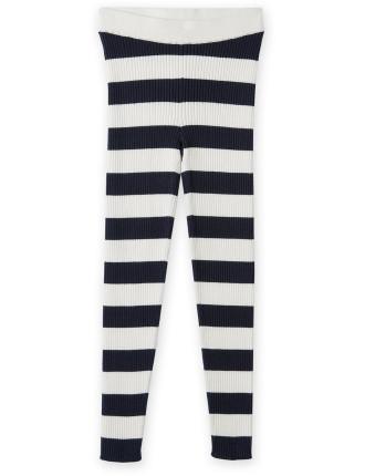 Knit Rib Legging 2-12 years
