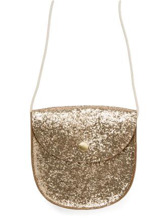 Round Glitter Purse 2-12 years