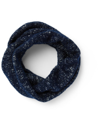 Textured Infinity Scarf 2-12 years