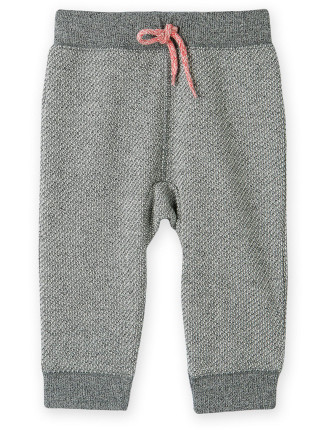 Speckle Sweat Pant 0-24 months