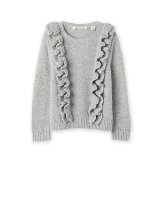 Double Ruffle Knit 2-12 years