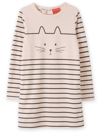 Kitty Nightie 2-12 years