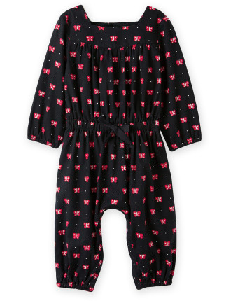 Butterfly Jumpsuit 0-24 months