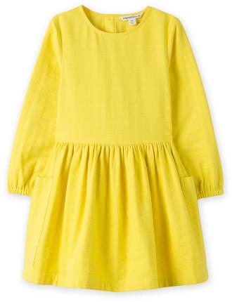 Textured Dress 2-12 years
