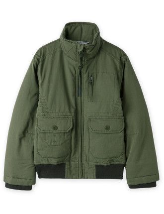 Bomber Jacket 2-12 years