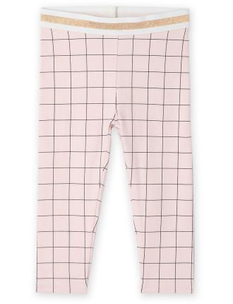 Grid Legging 0-24 months