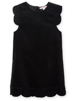Scallop Tunic Dress 2-12 years