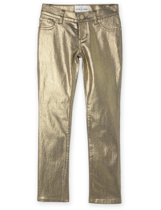 Gold Denim Jean 2-12 years