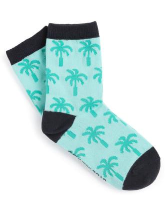 Palm Socks 2-12 years