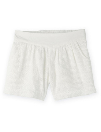 Broderie Short 2-12 years