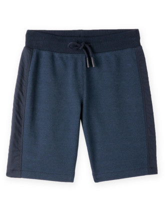 Pique & Woven Short 2-12 years