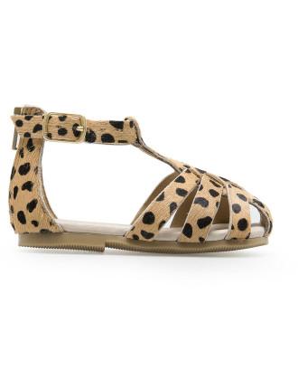 Animal Tbar Sandal 0-24 months
