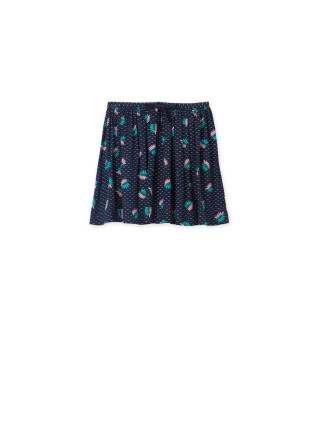 Leaves Dash Skirt