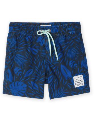 Tropical Board Short