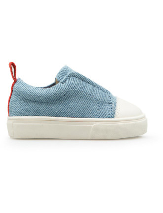 Elastic Lace Sneaker 0-18 months