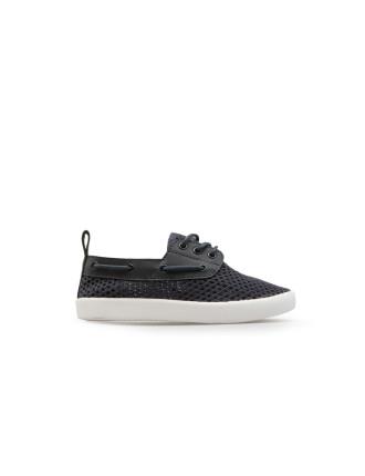 Mesh Boat Shoe