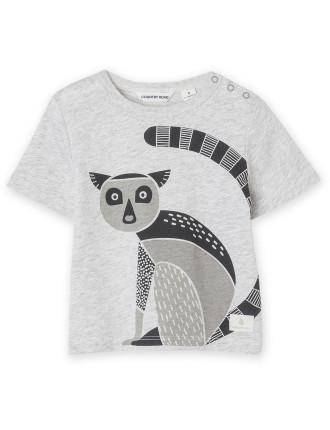 Lemur T-Shirt 0-24 months