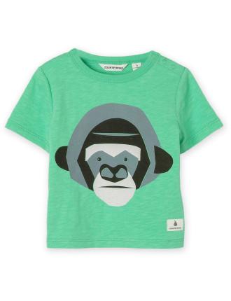 Monkey T-Shirt 0-24 months