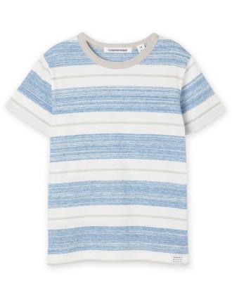 Spacedye Stripe T-Shirt