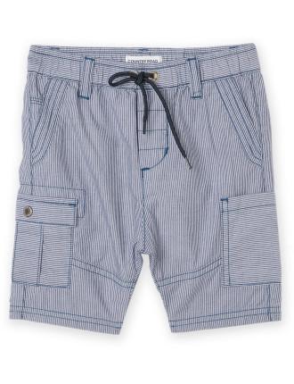 Mini Stripe Short 0-24 months