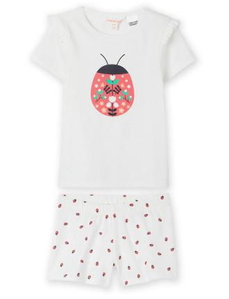 Ladybird Pyjamas