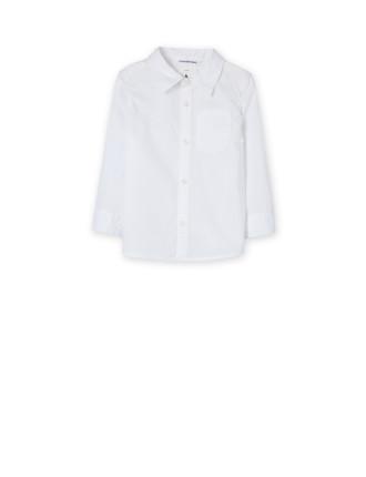 White Shirt 0-24 months