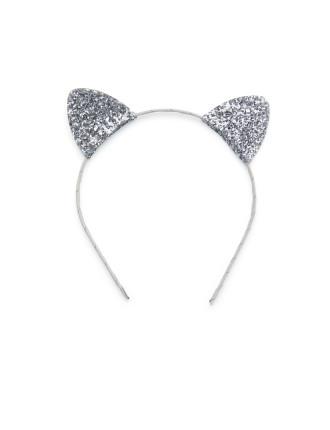 Glitter Ears Headband