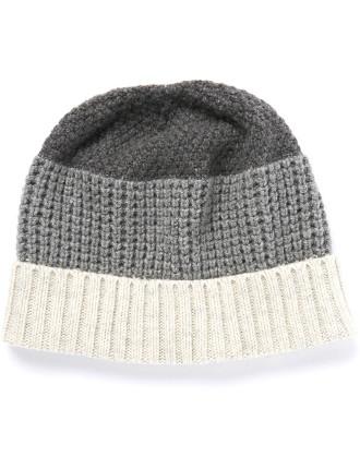 Texture Knit Beanie