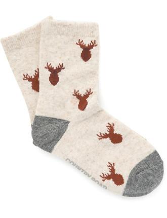 Elk Socks
