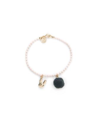 Bunny Charm Bracelet