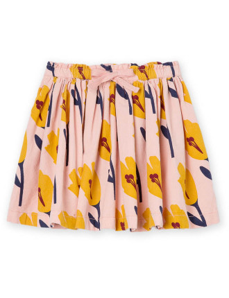 Bloom Cord Skirt