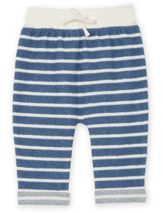 Stripe Sweat Pant