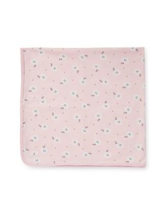 Apple Print Blanket