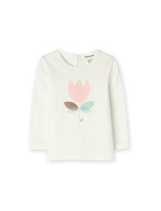 Spot Flower T-Shirt