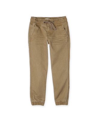 Woven Drawcord Pant